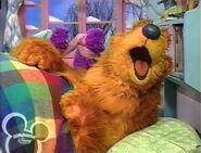 Bear and Pip & Pop yell at each after waking up Bear