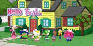 Hello Yoshi years 60