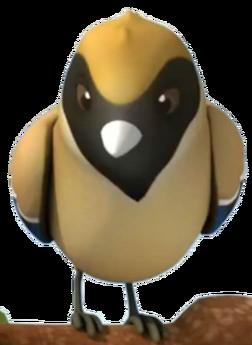 Chip the Bird (Maya the Bee)