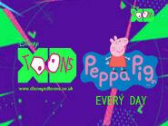 Disney XD Toons Peppa Pig Promo 2017 (UK)
