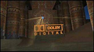Dolby Digital Egypt (1997-present) logo