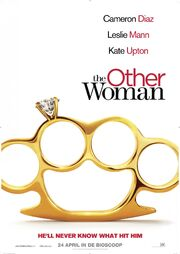 2014 - The Other Woman Movie Poster -1