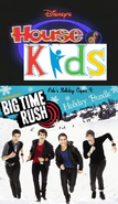 A Big Time Rush Holiday Bundle