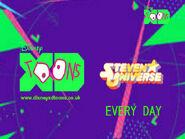 Disney XD Toons Steven Universe Promo 2017 (UK)
