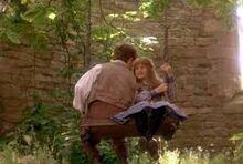 Girl Swing At The Secret Garden (1993) Teaser Trailer