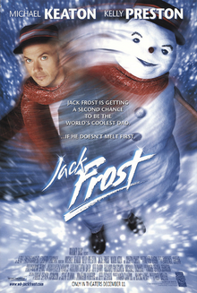 Jack Frost (1998) Poster