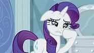 Rarity crying 2