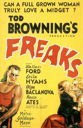 1932 - Freaks