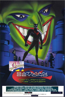 Batman Beyond Return Of The Joker (2000) Poster