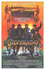1985 - Silverado Movie Poster -1