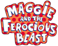Maggie and the Ferocious Beast Logo.png