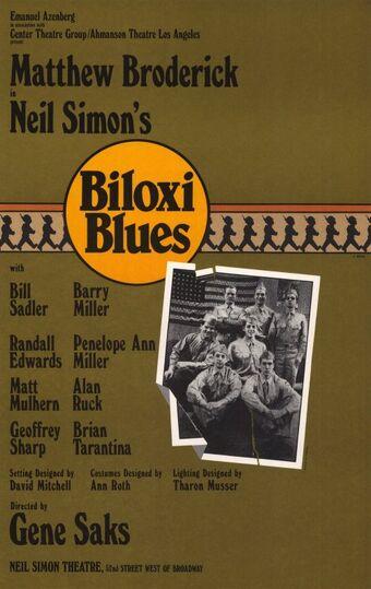 Biloxi Blues Scratchpad Fandom