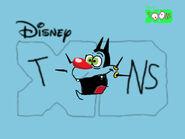 Disney XD Toons Oggy UK (2017)