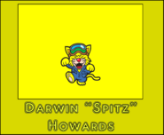 8) Spitz (WarioWare. Portfolio Cartoon)