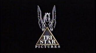 Tristar Pictures (1993) Company Logo (VHS Capture)