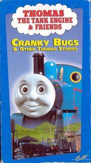 CrankyBugsandotherThomasStories1999VHScover