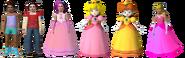 Hello yoshi princesses play