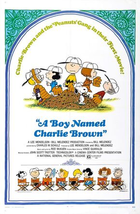 1969 - A Boy Named Charlie Brown