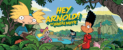 Hey Arnold The Jungle Movie poster