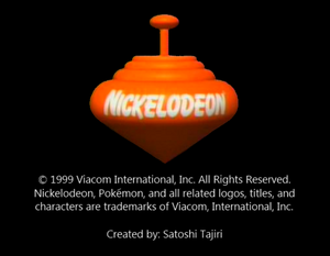 Nickelodeon Logo From Poke-Friends