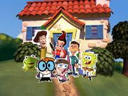 Cartoontales gang