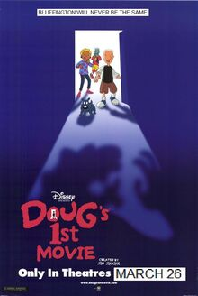 Doug's 1st Movie (1999) Poster