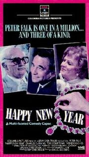 1987 - Happy New Year VHS Cover