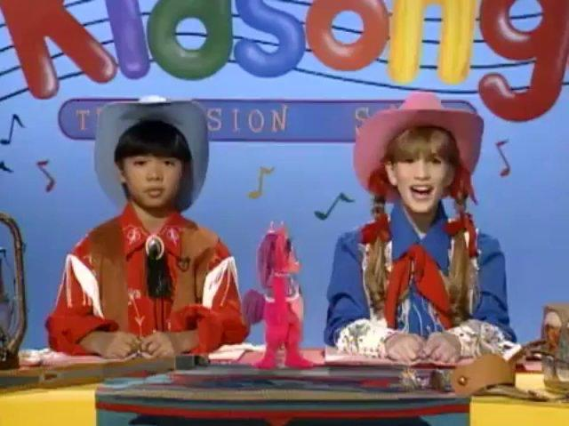 Wild West Fever (The Kidsongs Television Show)