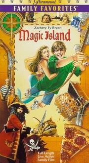 Magic Island VHS