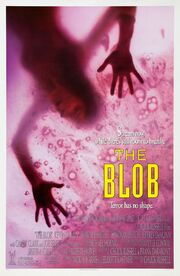 1988 - The Blob Movie Poster