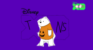 Disney XD Toons We Bare Bears Halloween UK 2019