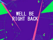 Disney XD Toons Well Be Right Back Bumper 2017