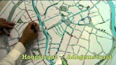 Autoluwe binnenstad Mechelen