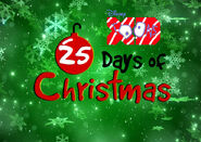 Disney XD Toons 25 Days Of Christmas 2018