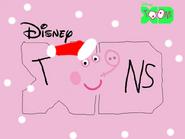 Disney XD Toons Christmas Peppa Pig (UK, 2017)