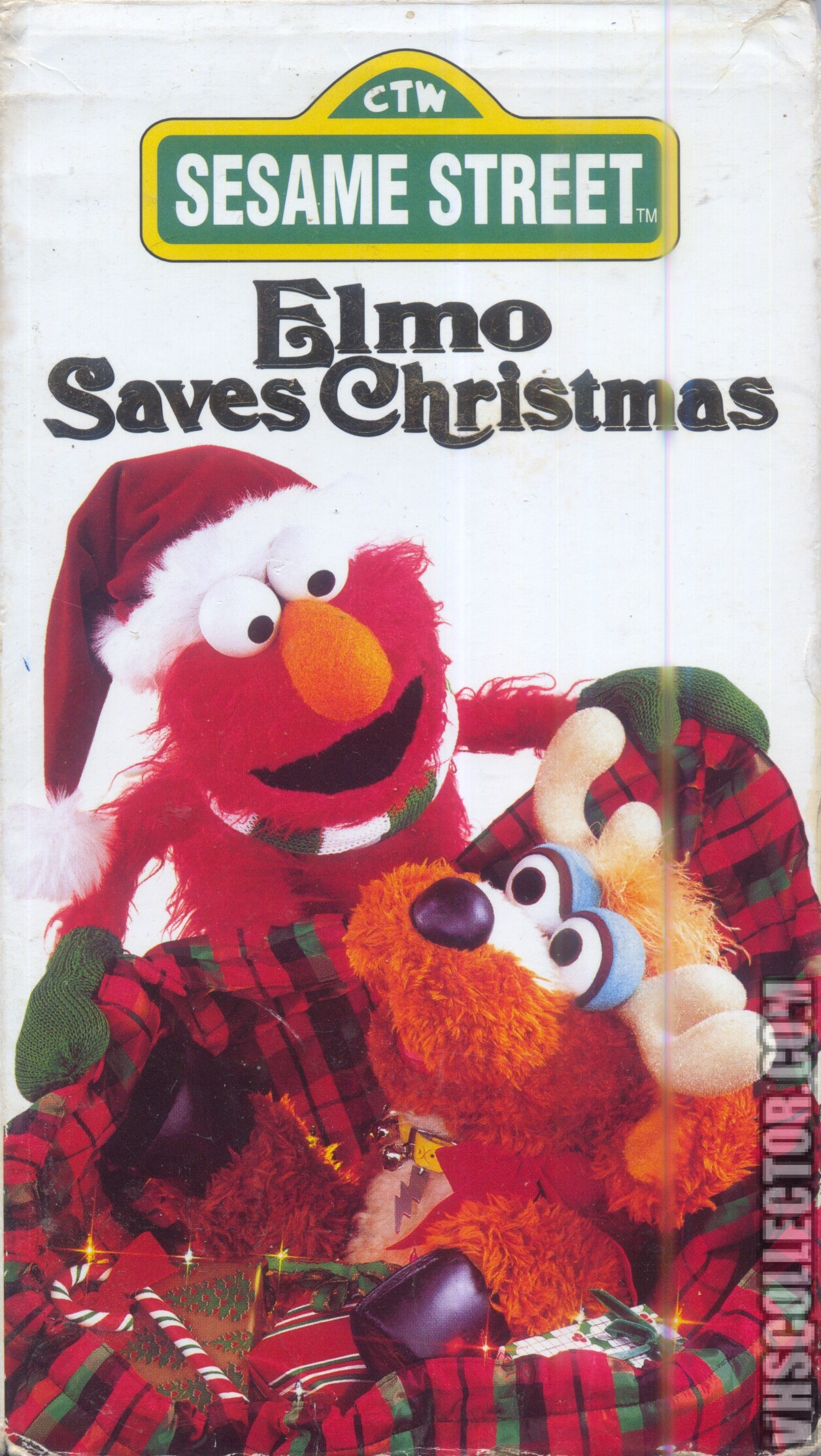 Opening To Elmo Saves Christmas 1996 VHS (Columbia TriStar Version ...