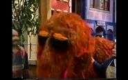 Snuffy cries over Big Bird's memory flu