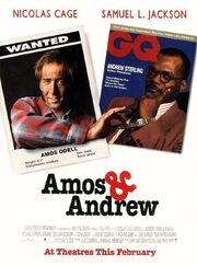 1993 - Amos & Andrew Movie Poster