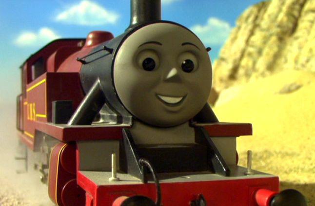 Arthur Thomas Friends Character