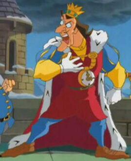 King Salazar (Animaniacs)
