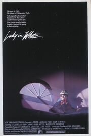 1988 - Lady in White Movie Poster