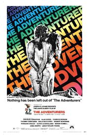 1970 - The Adventurers Movie Poster