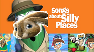 Cartoon songs about silly places
