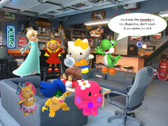 Goombas has virus