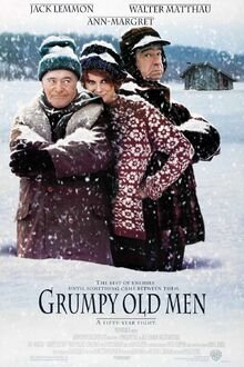 Grumpy old men xlg