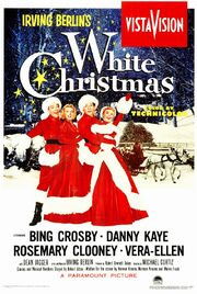 1954 - White Christmas Movie Poster