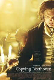 2006 - Copying Beethoven Movie Poster -1