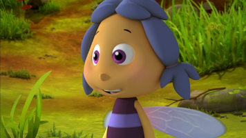 Pisa the Black-Bee (Maya The Bee)