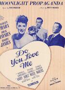 1946 - Do You Love Me ad 2