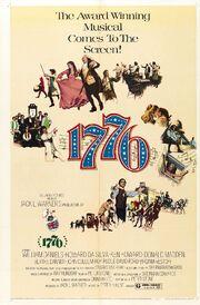1972 - 1776 Movie Poster